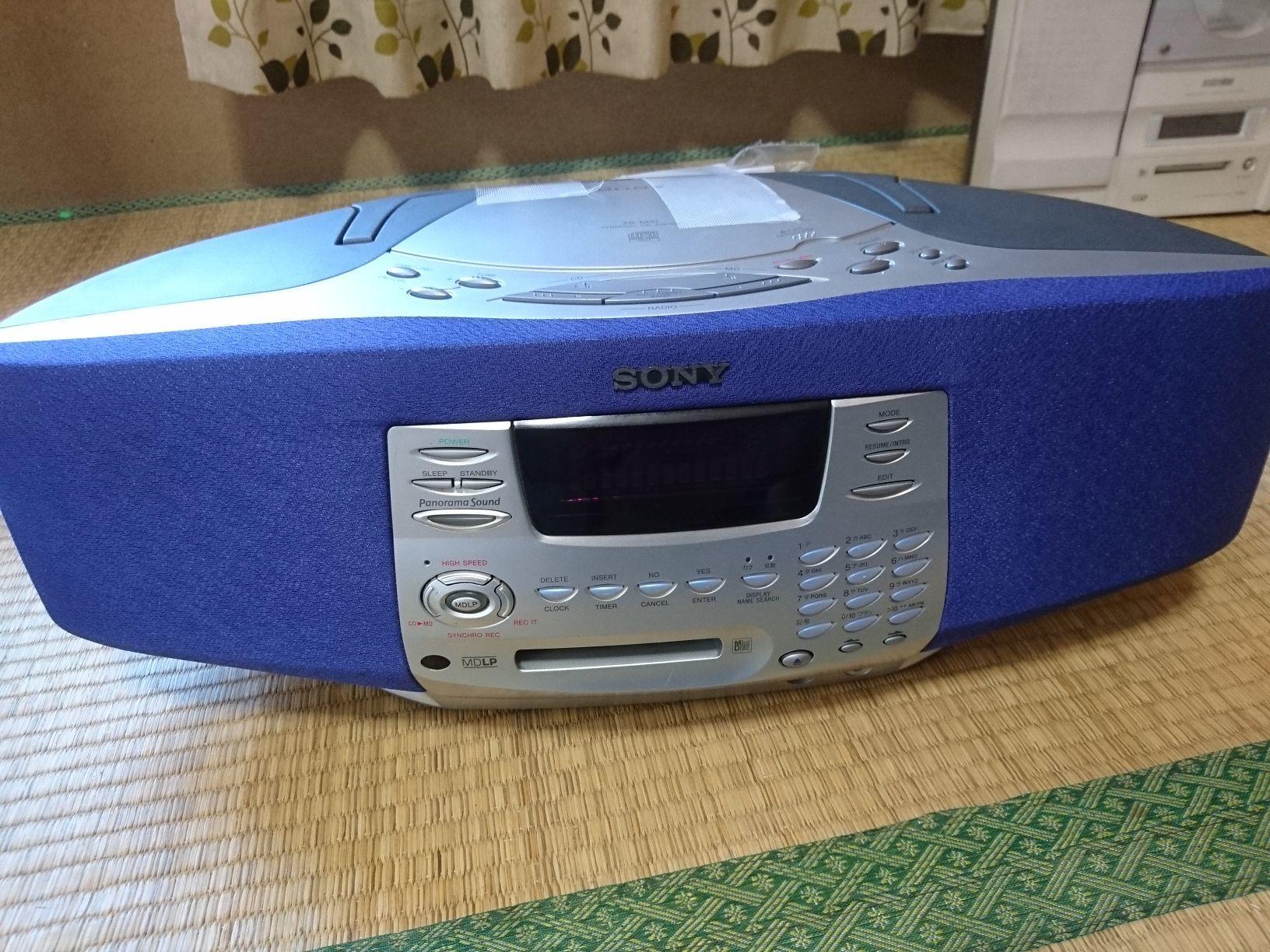 プレーヤー ソニー cd